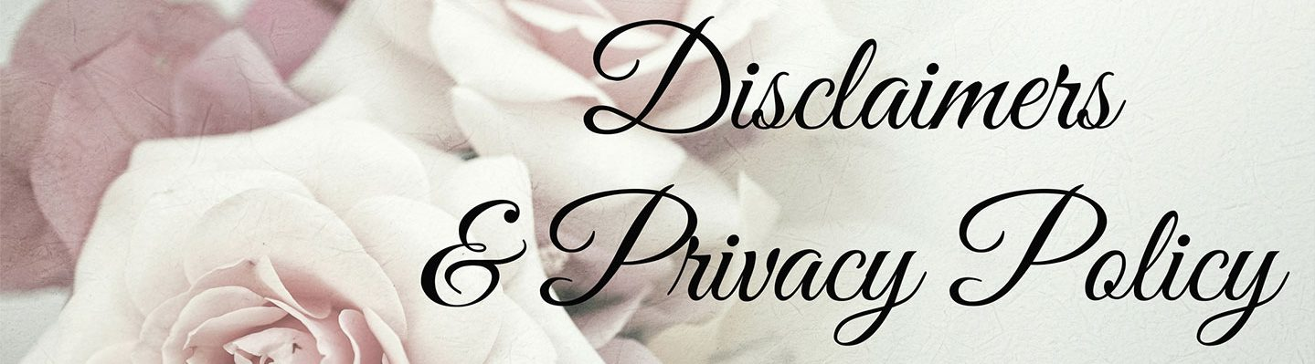 Disclaimers and Privacy Policy